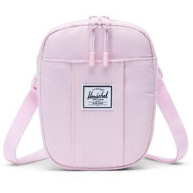 Herschel Cruz Bolsa Crossbody, pink lady crosshatch